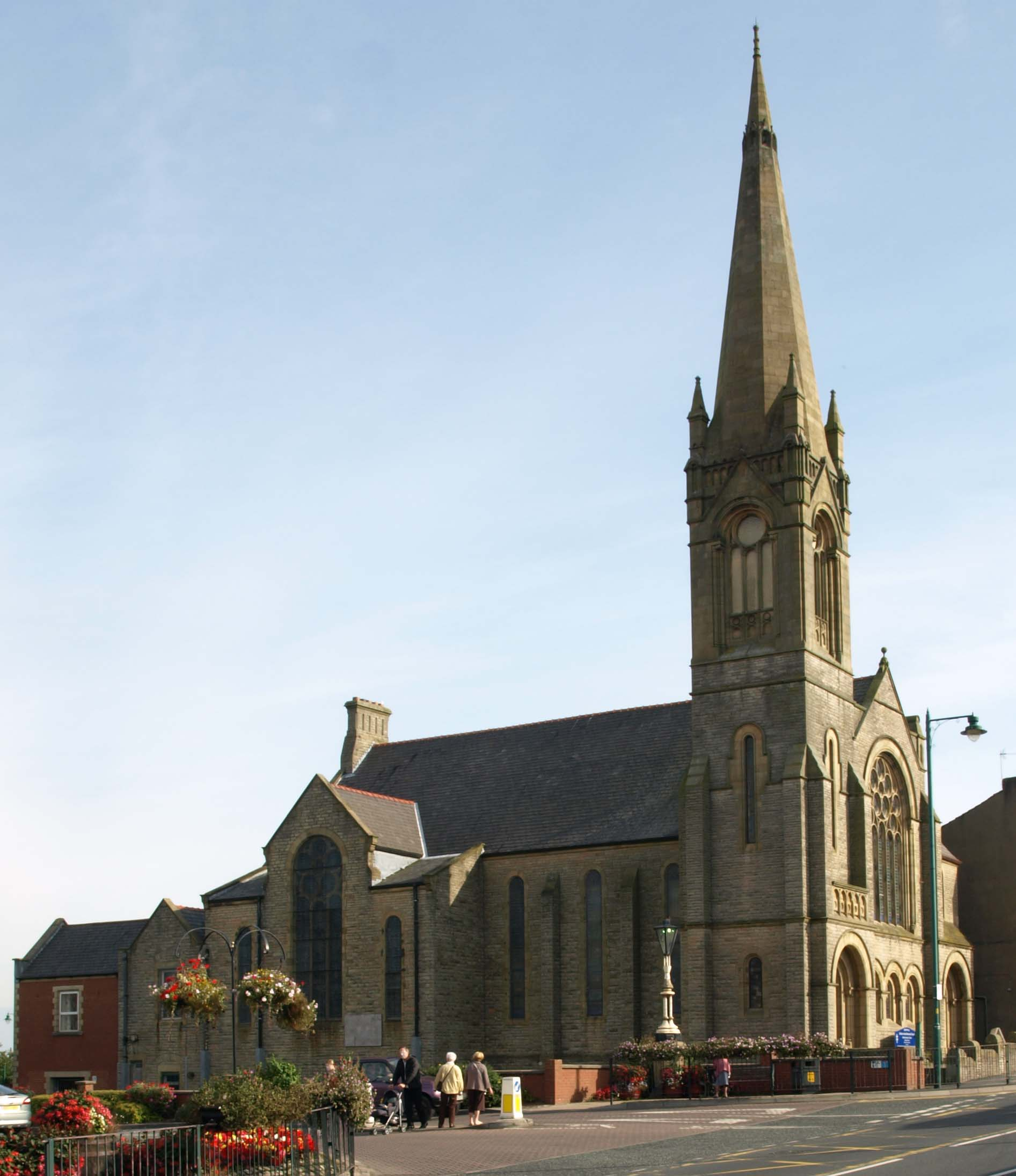 The Church in Poulton Street